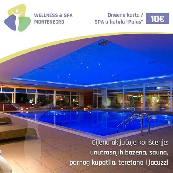 spa wellness Crna Gora Montenegro
